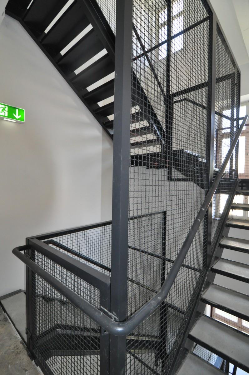 treppenanlagen metall stahlbau schmickler metall stahlbau schmickler. Black Bedroom Furniture Sets. Home Design Ideas